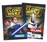 Star Wars: The Clone Wars : Heroes and Villains Flipbook