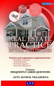 Guide book on Real Estate Practice in the Philippines