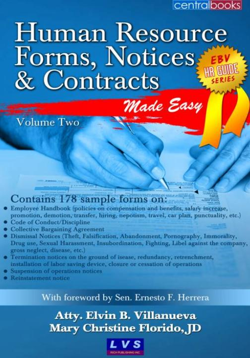 Sample Collective Bargaining Agreement | Manila Book Sales